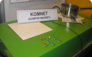 KomNet (Kompor Magnet)